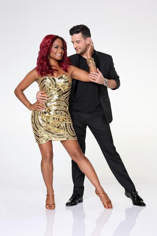 Dancing With The Stars, DWTS, Season 17, CHRISTINA MILIAN & MARK BALLAS