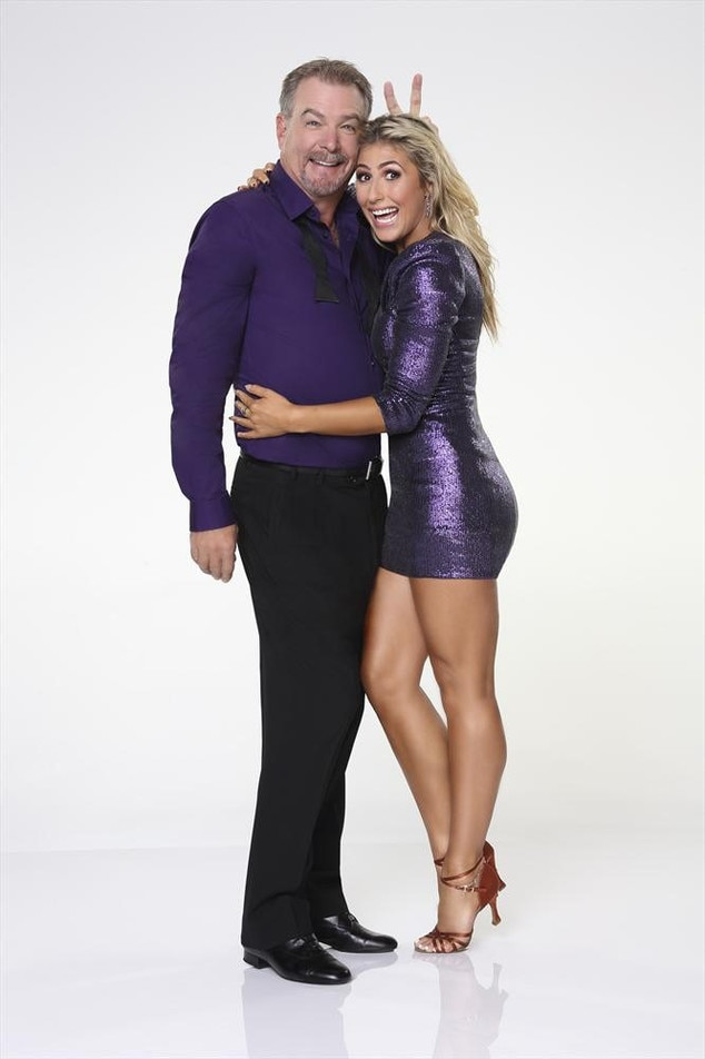 Dancing With The Stars, DWTS, Season 17, BILL ENGVALL & EMMA SLATER
