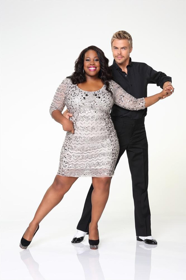 Dancing With The Stars, DWTS, Season 17, AMBER RILEY & DEREK HOUGH