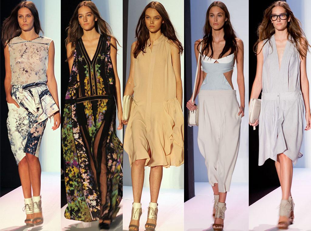 BCBGMAXAZRIA, 2013 New York Fashion Week