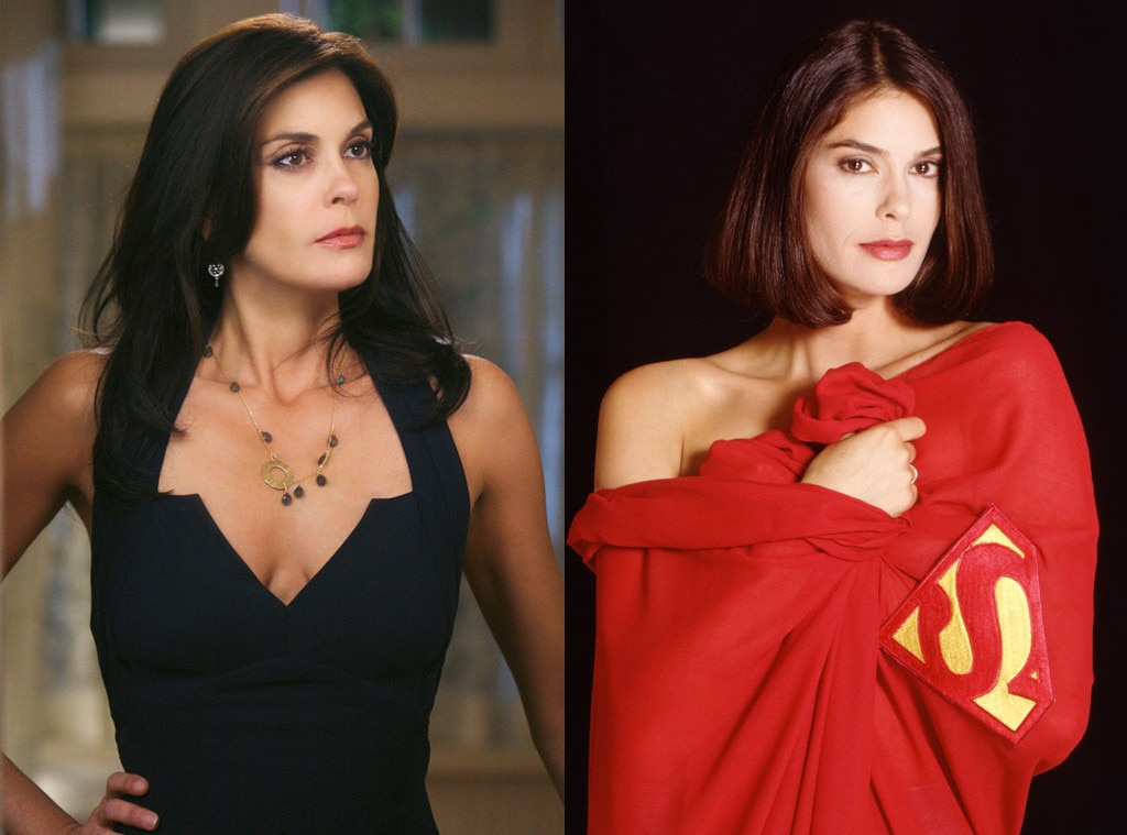 Teri Hatcher, Desperate Housewives, Lois and Clark, Multiple Hit Shows