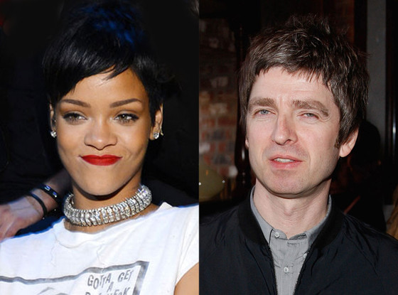 Rihanna, Noel Gallagher