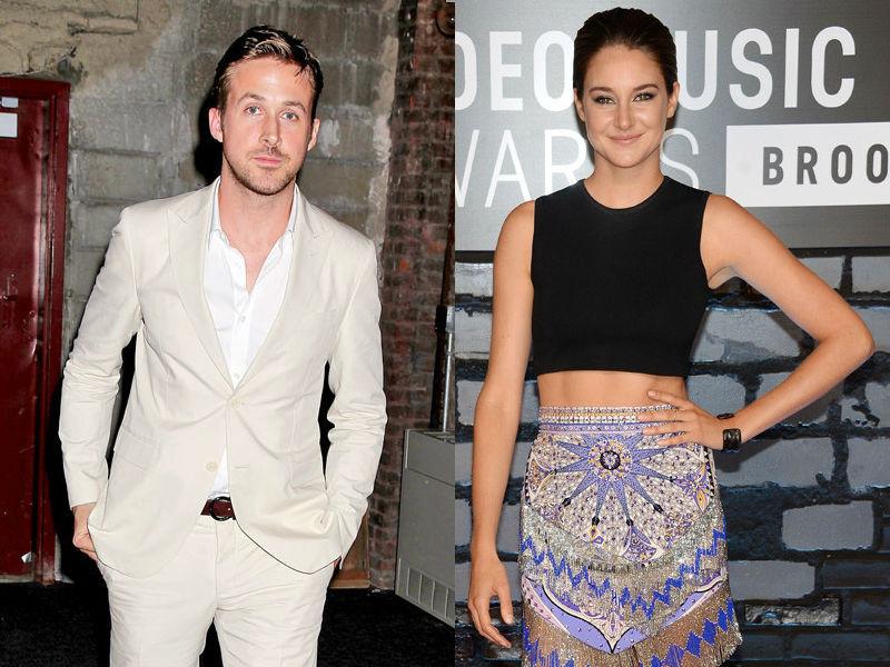 Ryan Gosling, Shailene Woodley