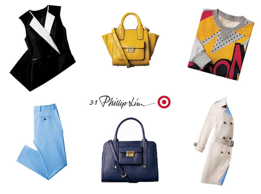 3.1 Phillip Lim collection for Target