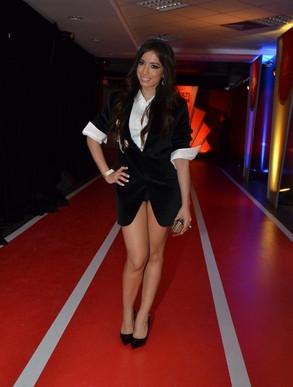 Danielle Winits, Anitta, mal vestidas