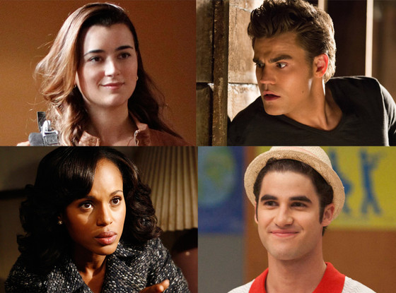 Cote de Pablo, Paul Wesley, Kerry Washington, Darren Criss