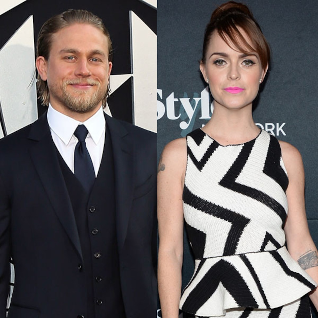 """Taryn Manning: Hunnam """"Perfect"""" for Fifty Shades - E! Online"""