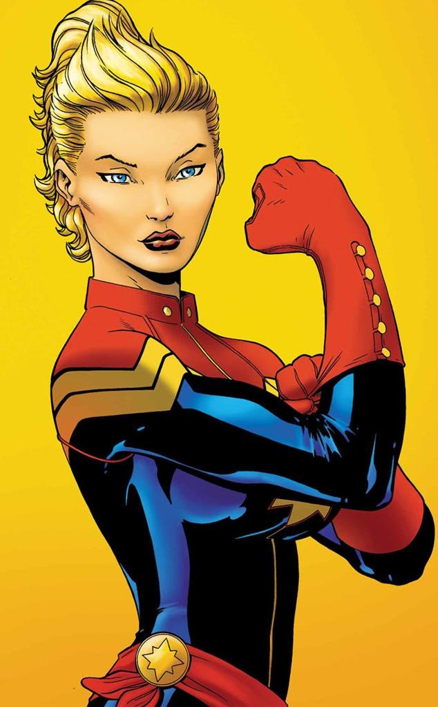 Captain Marvel, Carol