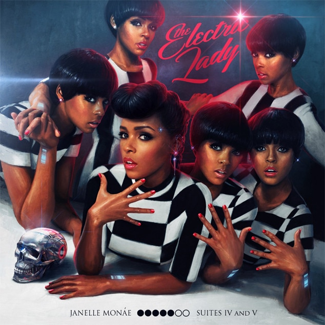 Janelle Monae, Electric Lady