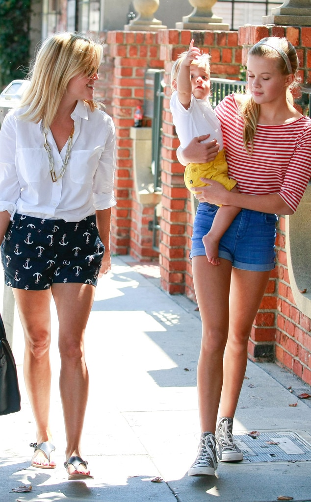 Reese Witherspoon, Ava, Tennessee