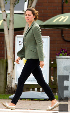 Kate Middleton, McDonald's