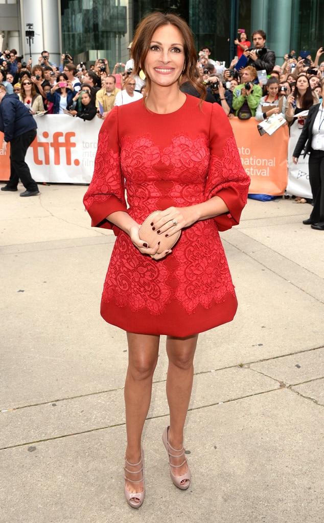 Julia Roberts, TIFF 2013