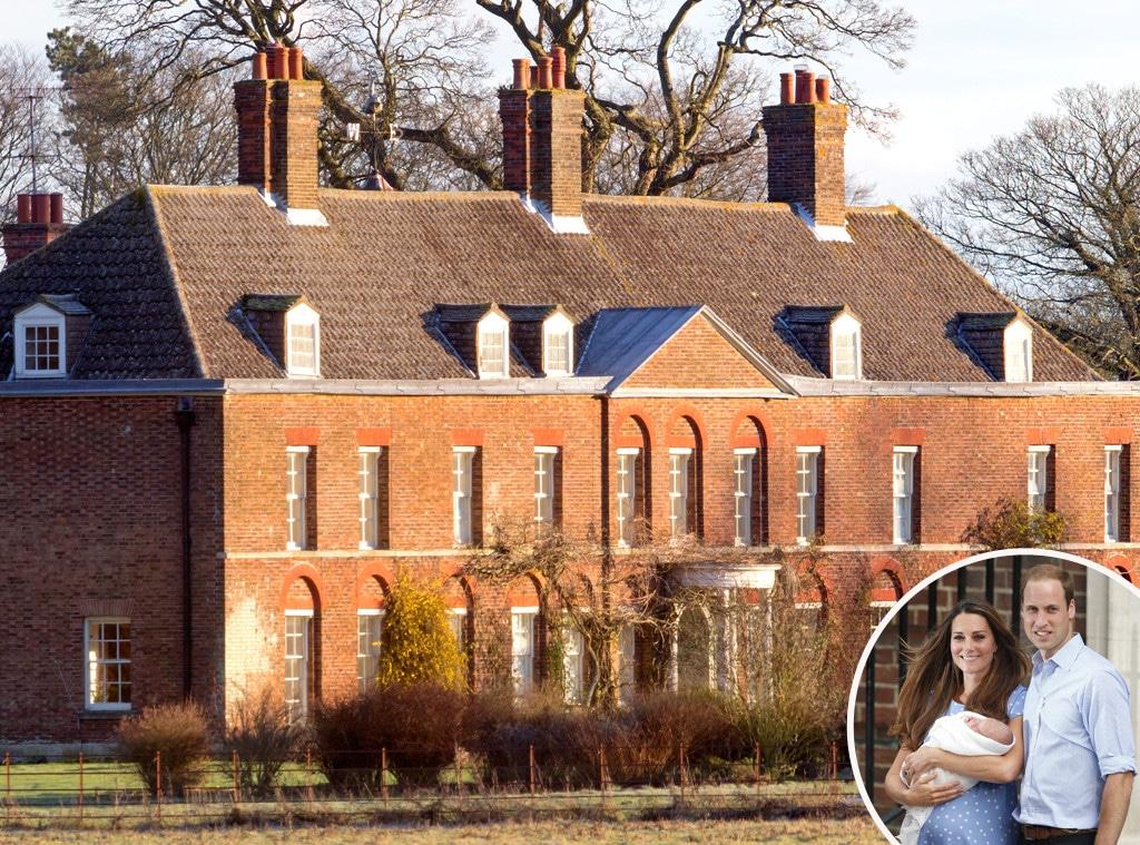 Anmer Hall, Prince William, Kate Middleton