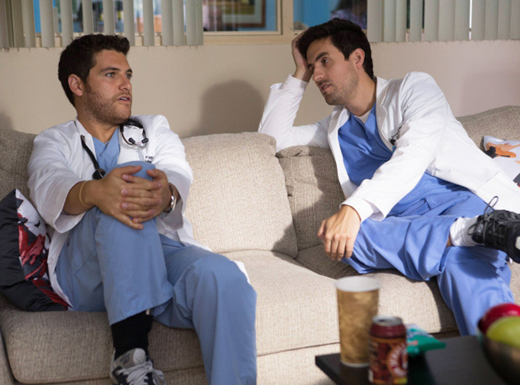 The Mindy Project, Ed Weeks, Adam Pally