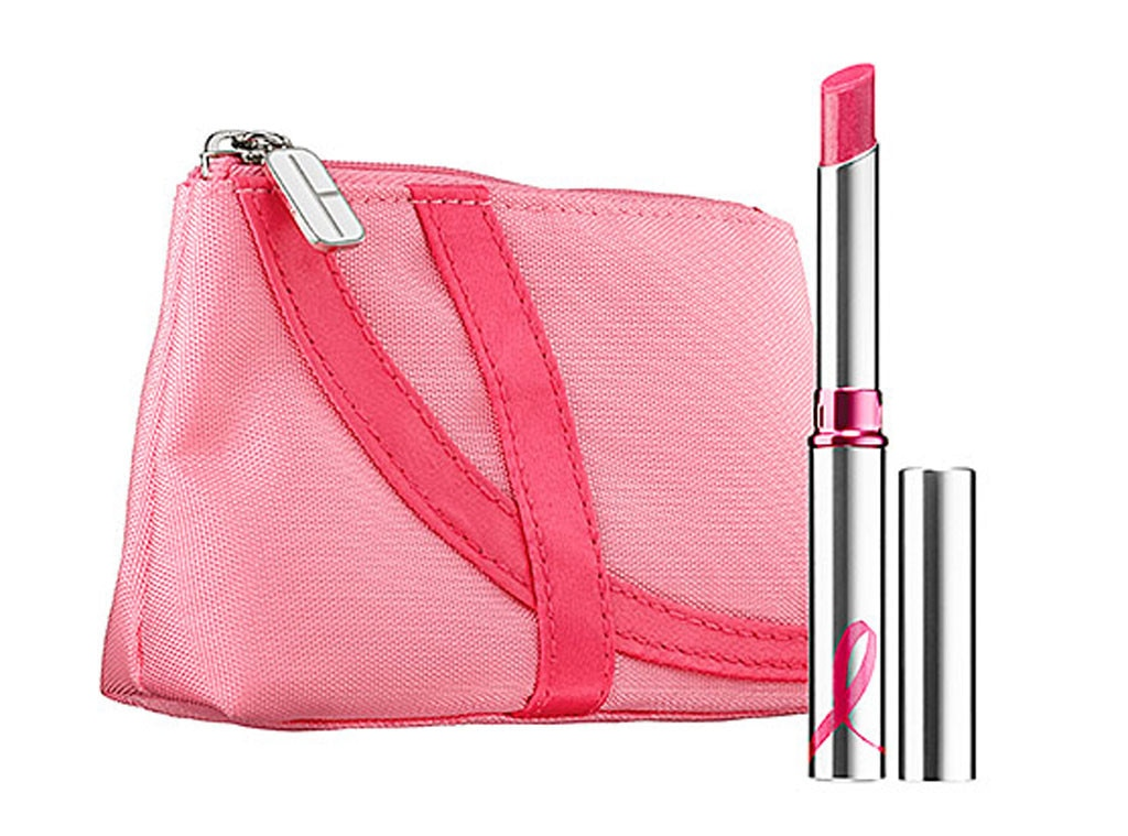 Editor Obsessions, Clinique Pink with a Purpose