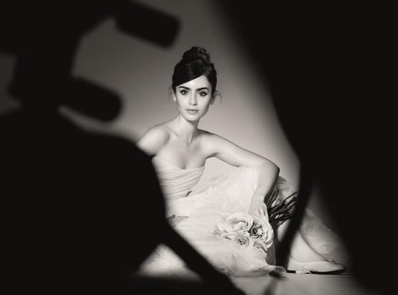 Lily Collins, Lancome