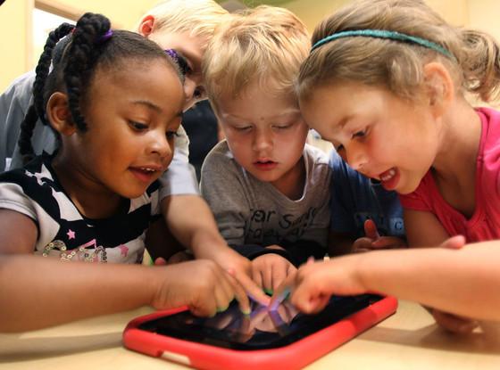 Kids, Tablet