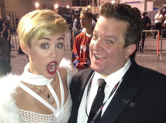 Miley Cyrus, Jeff Beacher