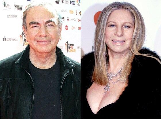 Barbra Streisand, Neil Diamond, Famous Classmates