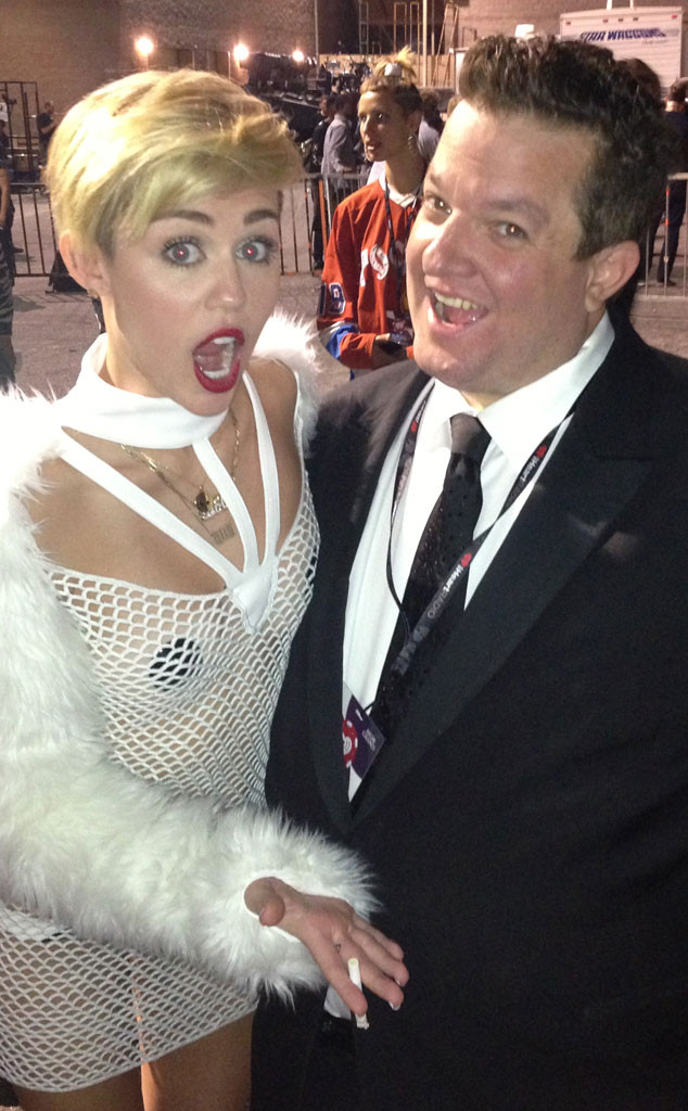 Miley Cyrus, Jeff Beacher