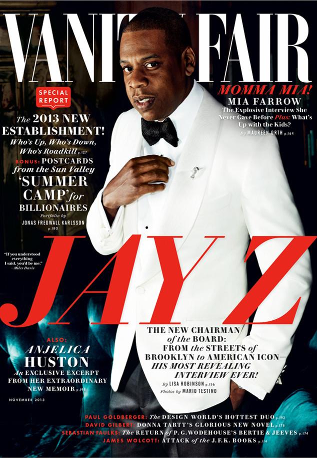 Jay-Z, Vanity Fair