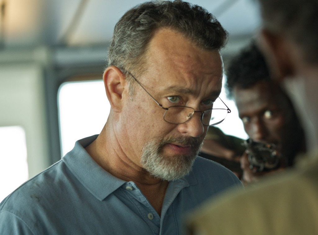 Tom Hanks, Captain Phillips