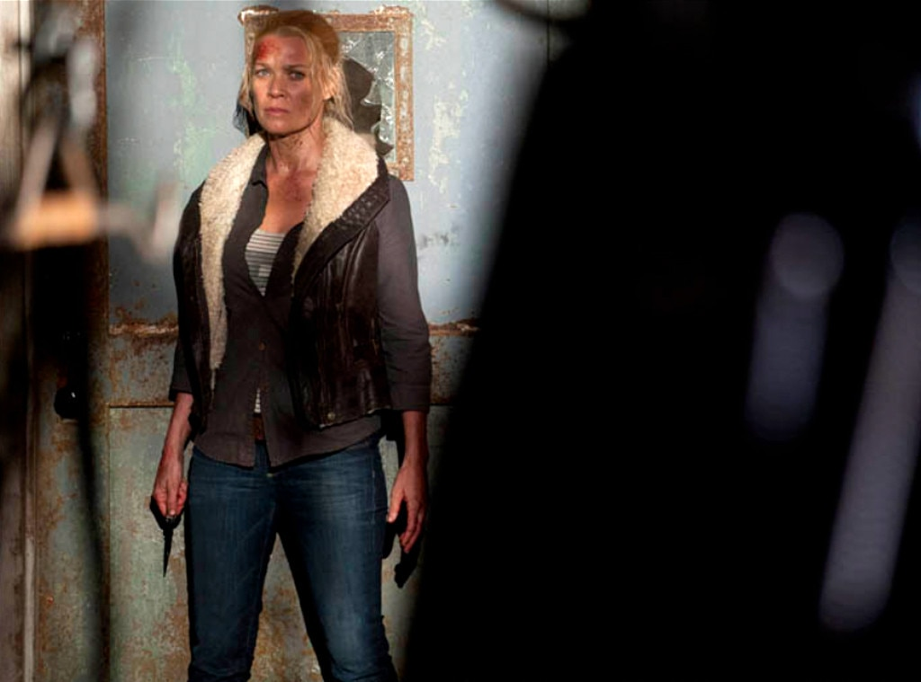 Laurie Holden, The Waling Dead