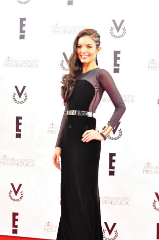 Miss Venezuela Red Carpet 2013
