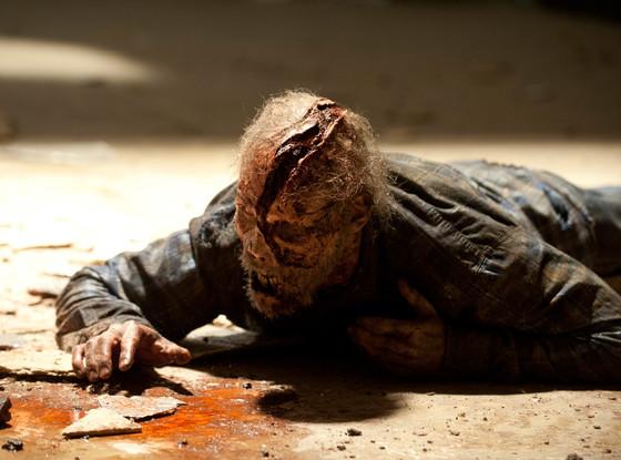 Zombie, The Walking Dead