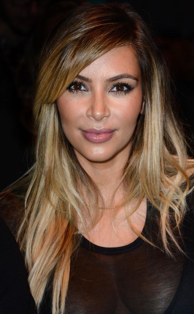 Kim Kardashian, Guess the Celebrity Eyebrows
