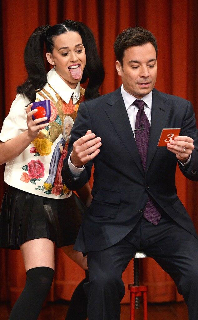Katy Perry, Jimmy Fallon