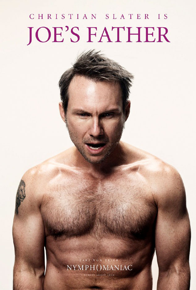 Nymphomaniac, Christian Slater