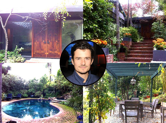 Orlando Bloom Home House for Sale