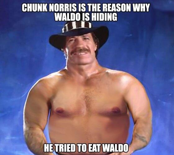 Chunk Norris 12