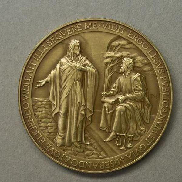 Vatican Medal, Lesus