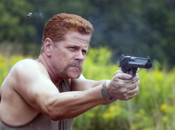 Michael Cudlitz, Walking Dead