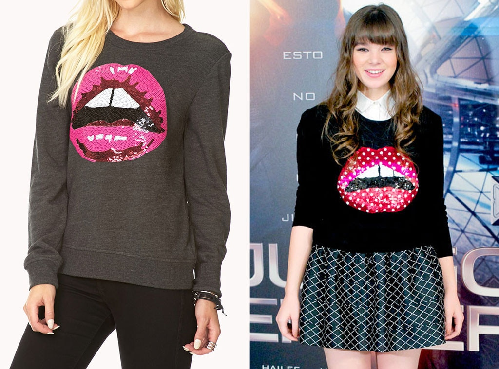 Splurge vs. Steal, Lip Sweater Answer