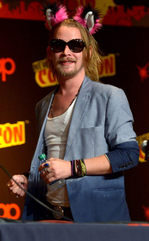Macaulay Culkin, Comic-Con
