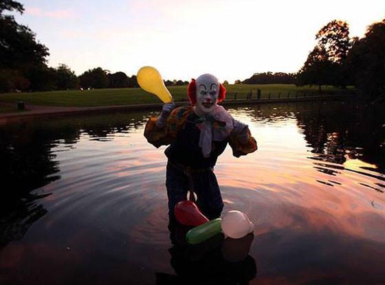 Northhampton Clown, E! Loves