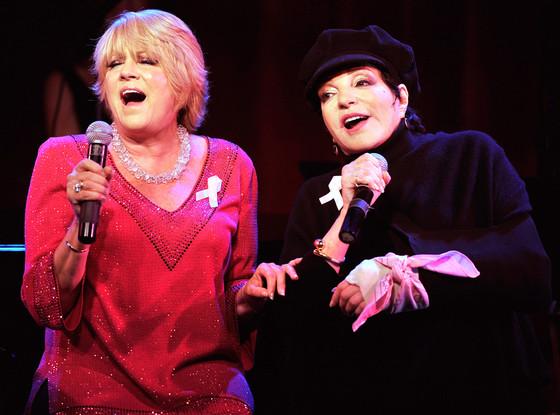 Lorna Luft, Liza Minnelli