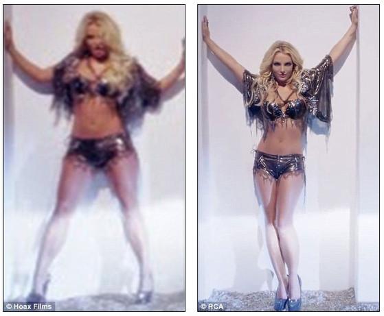 Britney Spears, Work Bitch Videoclipe