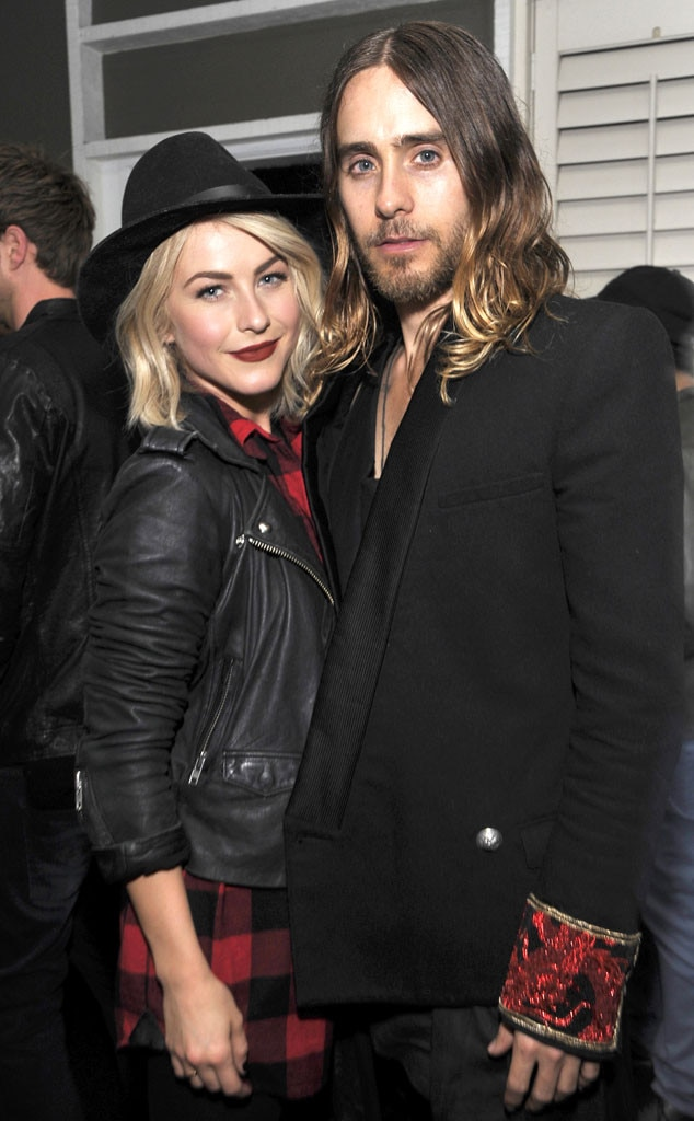 Julianne Hough, Jared Leto