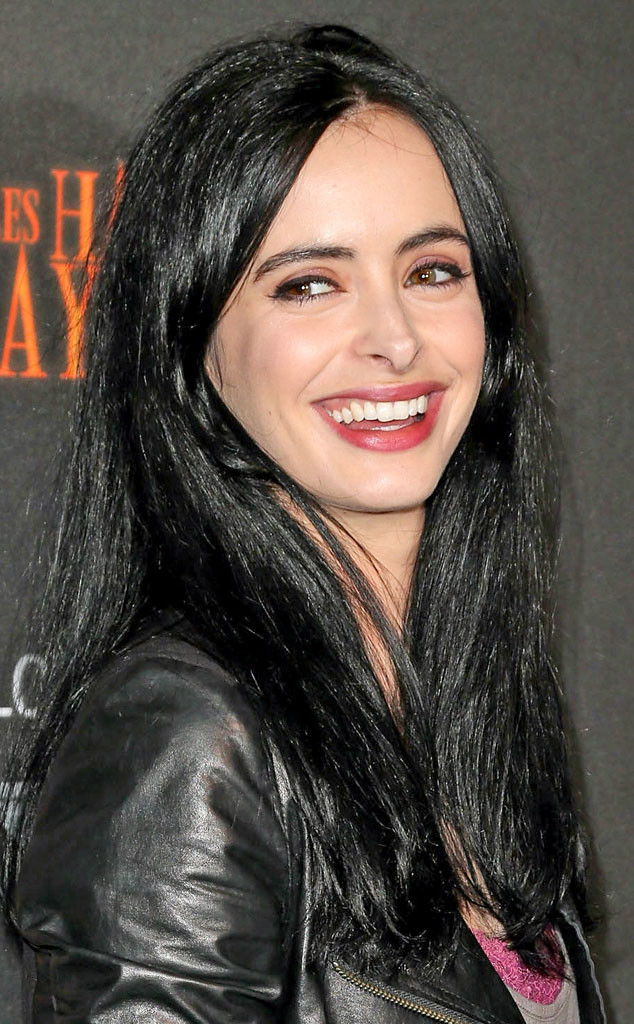 Beauty Police Krysten Ritter Hits The Red Carpet In An