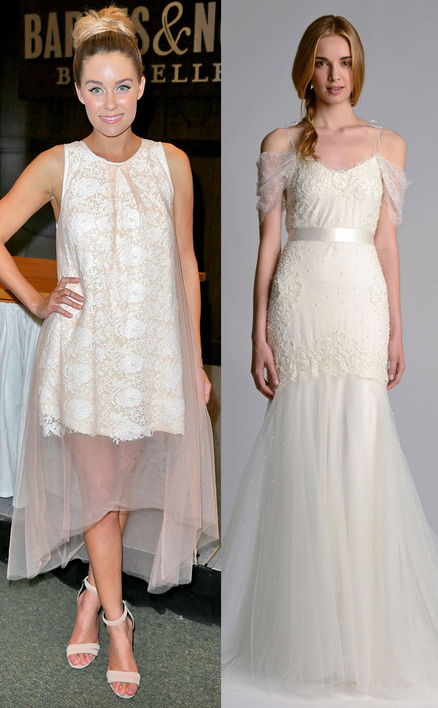 Lauren Conrad, Marchesa, Bridal Prediction