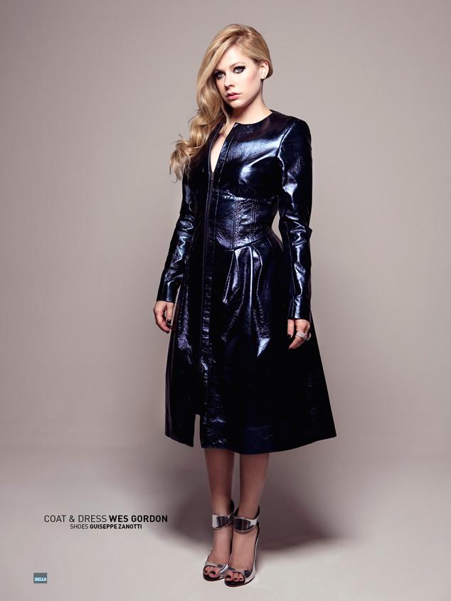Avril Lavigne, Bello Magazine