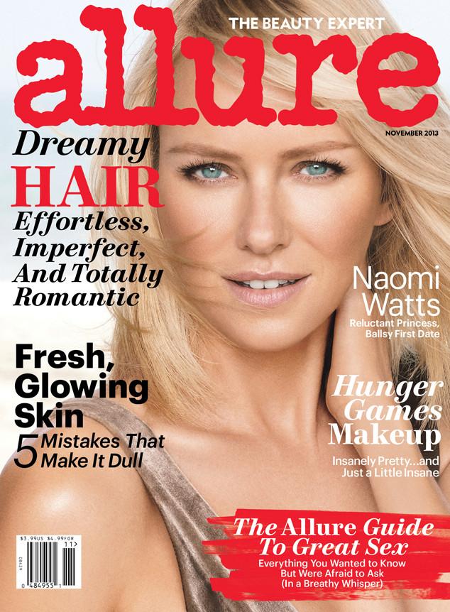 Naomi Watts, Allue Magazine