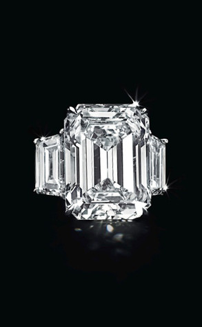 Kim Kardashian Ring, Christie's Auction