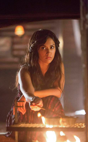 Janina Gavankar, The Vampire Diaries