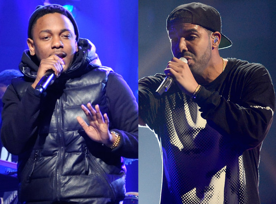 Kendrick Lamar, Drake