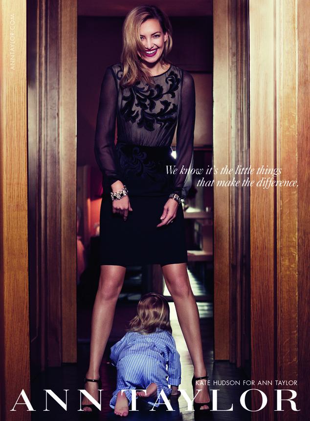 Kate Hudson, Ann Taylor
